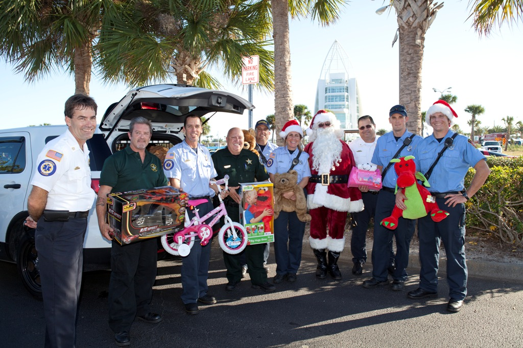 2013 Toy Run Firefighters