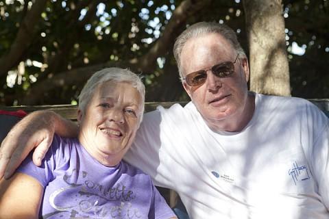 Susan & Bob Pietrasko