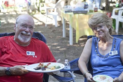 Jerry & Gwen Birck