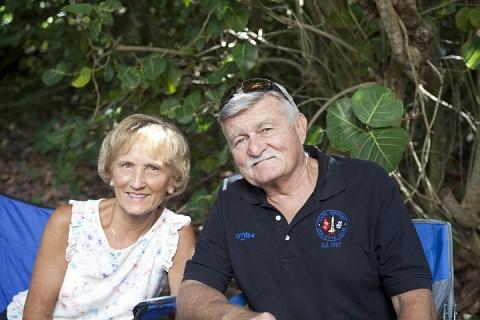 Joyce & Mike Hannon